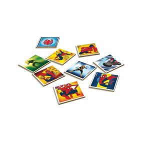Jogo Da Memoria Spider-man Ultimate 24 Pecas