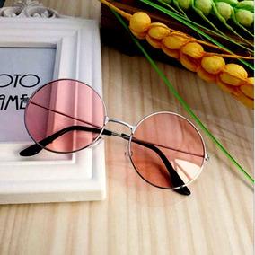 Oculos Hippie Rosa - Óculos De Sol no Mercado Livre Brasil 9f47a99c7f