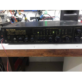 Ac-500 Cygnus Com Amplificador Dxl