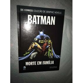 Batman Morte Em Família Dc Comics