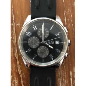 Relógio Dolce Gabbana 100% Original Masculino