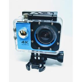 Kit Camera Sport Ação Ultra Hd Dv