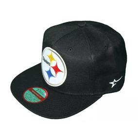 Gorra Nfl Steelers Get Lucky Snapback Plana Algodon Calidad a3b61d91f43