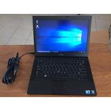 Laptop Dell Latitude E6410 Intel I5,4gbram Win10 ,office