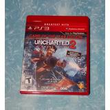 Juego Original Para Ps3 Uncharted 2 Among Thieves