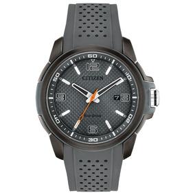 Reloj Citizen Eco-drive Original Con Fechador Aw1157-08h