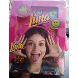 Diario De Soy Luna Y Unicornio Con Clave Secreta