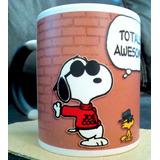 Taza Mágica Joe Cool, Snoopy