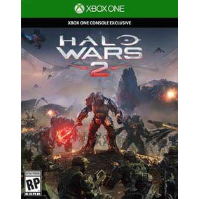 Halo Wars 2 En Físico En Empaque Original