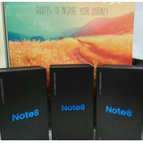 Samsung Galaxy Note 8 Nuevos De Caja Con Garantia