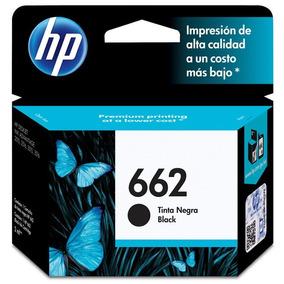 Cartucho De Tinta Hp 662 Cz103ab Preto 17569