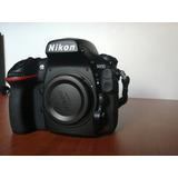 Nikon D810 Fx Cuerpo (como Nueva)
