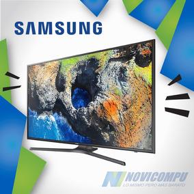 Tv Samsung 65 4k Un65mu6100 Uhd Flat +barra Sonido