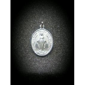 Medalla Plata 925 Milagrosa