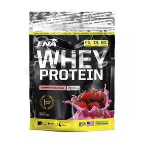 Whey Protein Ena Strawberry Milkshake 453g