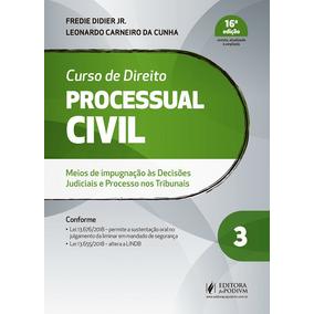 Processo Civil Fredie Didier Pdf