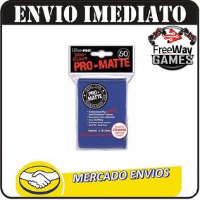 Sleeves Ultra Pro Matte 50 Standard - Diversas Cores