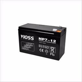 Bateria 12v 7 Amp Vioss Liquidación