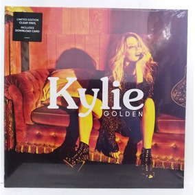Lp Kylie Minogue Golden Vinil Transparente Pronta Entrega .
