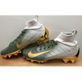 Tachos Nike Vapor Untouchable Untouchable 3 Pro Verde Dorado 48a3c72e9183b
