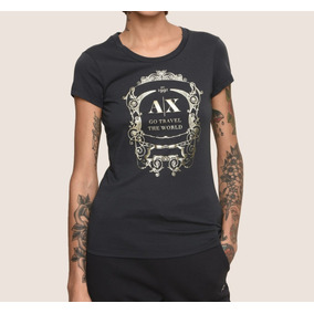 4e2df2a70c5 Camisetas Armani - Camisetas Manga Curta para Masculino no Mercado ...