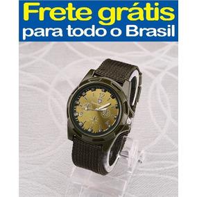 Relógio Masculino Militar Esportivo Pulso Menor Preço