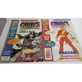 Revista Comics Generations