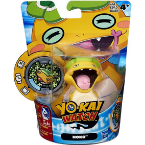 Bonecos Yo Kai Watch Com Medalha Varios Modelos Hasbro B5937