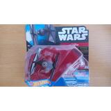 Star War. Nave Tie Fighter, Hot Wheels