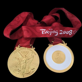 Medalha Ouro Olímpica Beijing 2008
