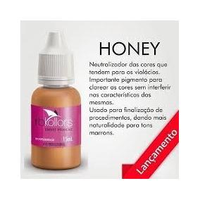 Pigmento Rb Kollors (renata Barcelli) 15ml - Honey