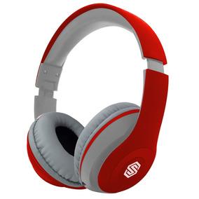 Audífonos Tipo Dj Con Bluetooth, Radio Fm, Entrada Tf