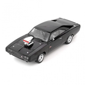 Miniatura 1:43 Velozes E Furiosos Dodge Charger 1970