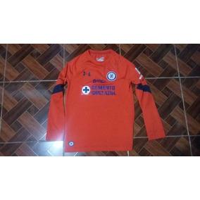 Jersey Portero Cruz Azul Para Niño O Joven en Mercado Libre México dd9b3e9e3b91
