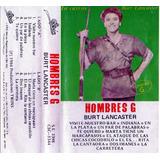 Hombres G Bur Lancaster Cassette Popsike Garantia