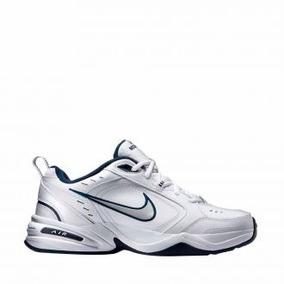 95bcb9c39bb Tenis Nike Air Monarch Blanco - Tenis Nike Hombres de Hombre en ...