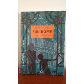 Graphic Novel - Fun Home Uma Tragicomédia Em Família