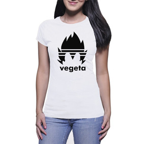 Playera Anime Vegeta adidas Dragon Ball