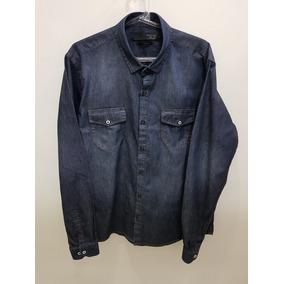 ae4214fe05e Camisa Ogochi Manga Longa - Camisa Manga Longa Masculino no Mercado ...