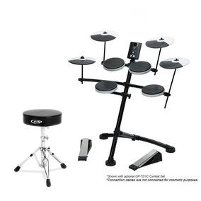 Bateria Roland Electronica V-drums Td1kv Entry Level Silla