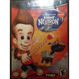 Juego Gamecube Nintendo Jimmy Neutron