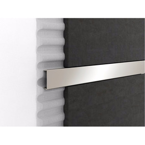 Listeles Perfiles Acero Inoxidable 10mm X10mm Valor M.lineal
