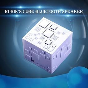 Mini Magia Cube Estilo Sem Fio Bluetooth Alto-falante Mp4 Pl
