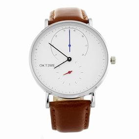 Reloj Análogo Cartage Ok Time Unisex