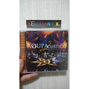 Cd Roupa Nova Acústico 2 - Novo Original Lacrado
