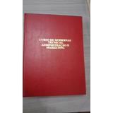 Livro Curso De Modernas Técnicas Administração E Marketing