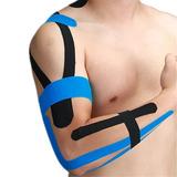 Tratamento De Lesoes Musculares,fita Cinesiologia 2,5cmx5m