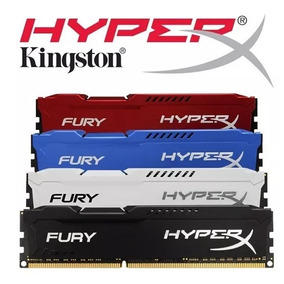 Memória Kingston Hyperx Fury Ddr3 8gb 1866mhz