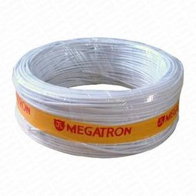 Cabo Alarme 2 Pares 4 Fios 0,50mm Megatron Aluminio Cobreado