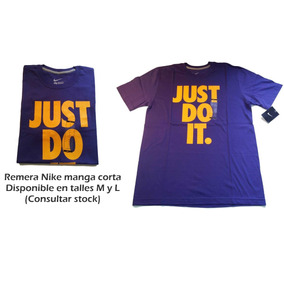 Remeras Nike De Algodón